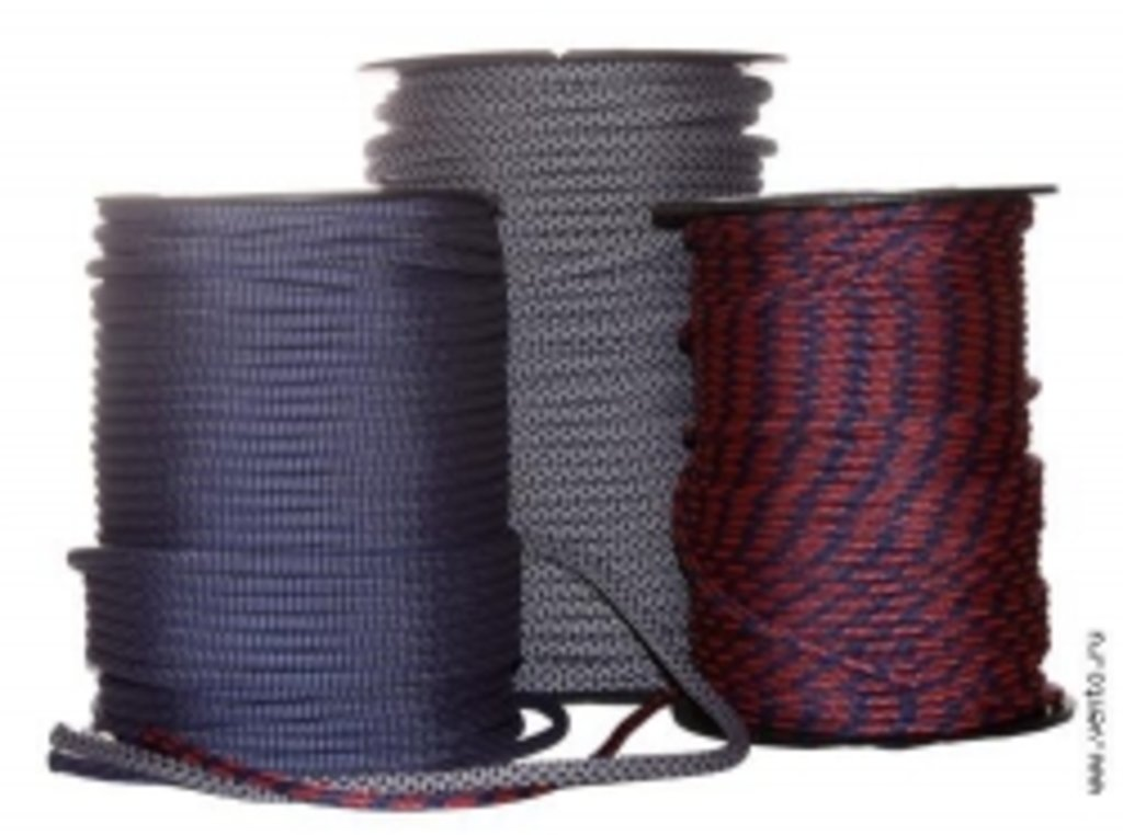 Шнуры: Веревка вспомогательная «Cord 6» д. 6 мм 100м в Турин
