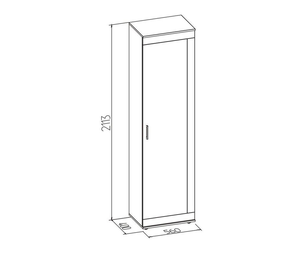 Шкафы для одежды и белья: Шкаф для одежды и белья Maiolica 8 в Стильная мебель