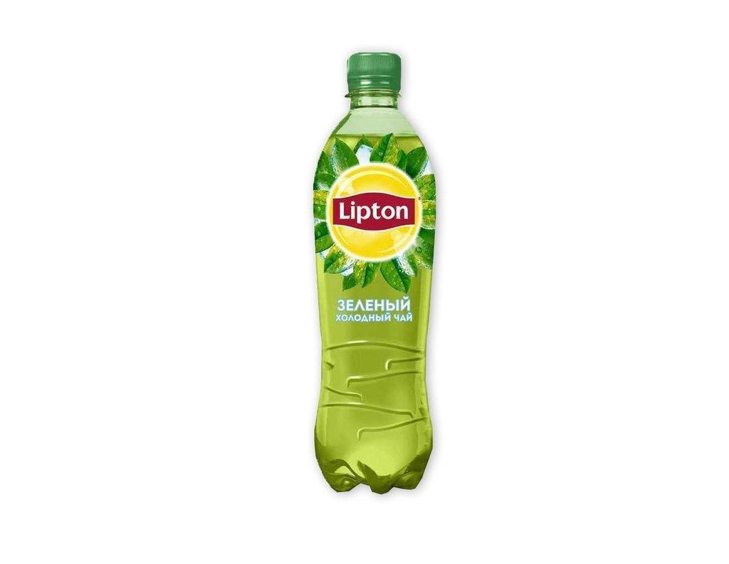 Напитки: Lipton зеленый  0,5 л в Сбарро