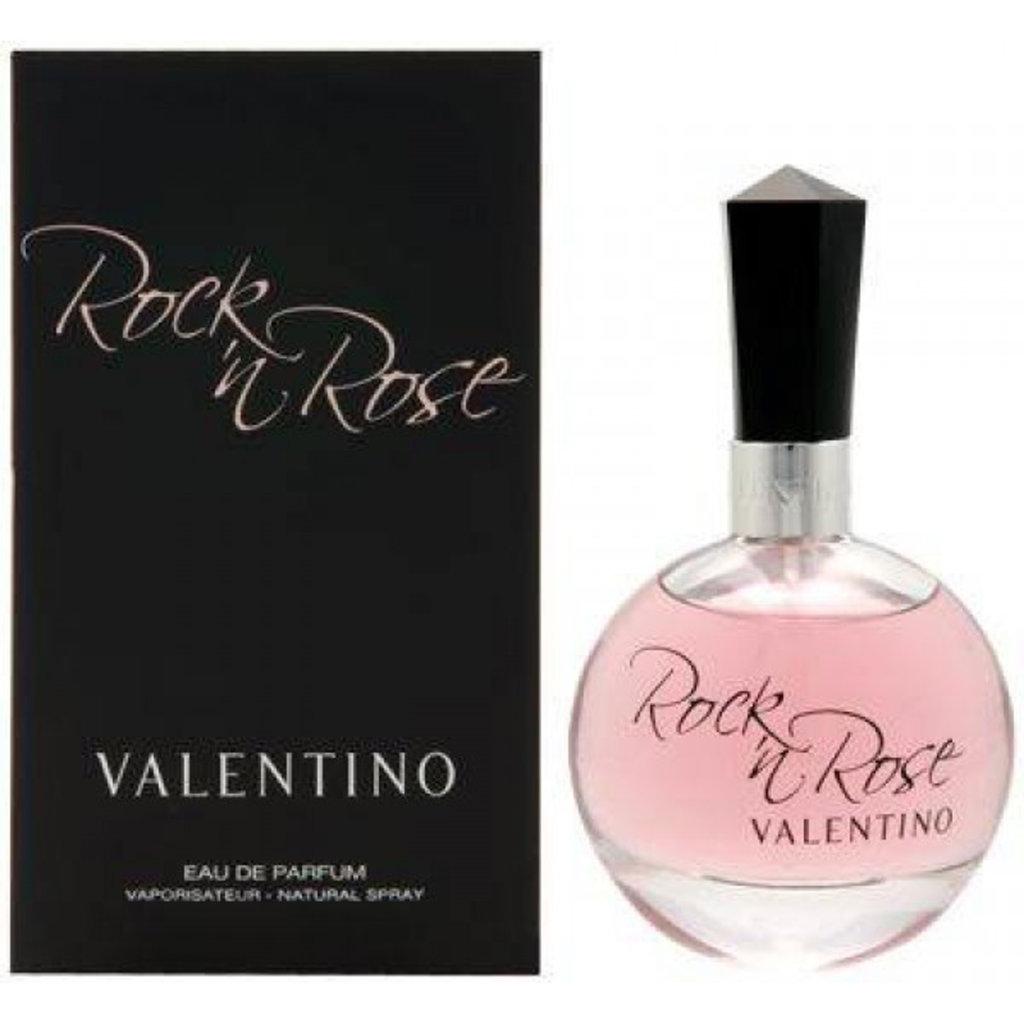 Женская парфюмерная вода Valentino: Valentino Rock'N Rose edp ж 50 ml в Элит-парфюм