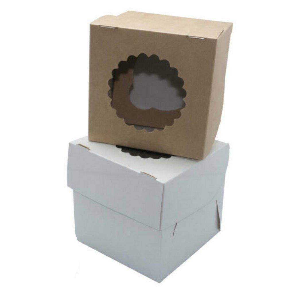Упаковка: Коробка ECO MUF 1 в ТортExpress