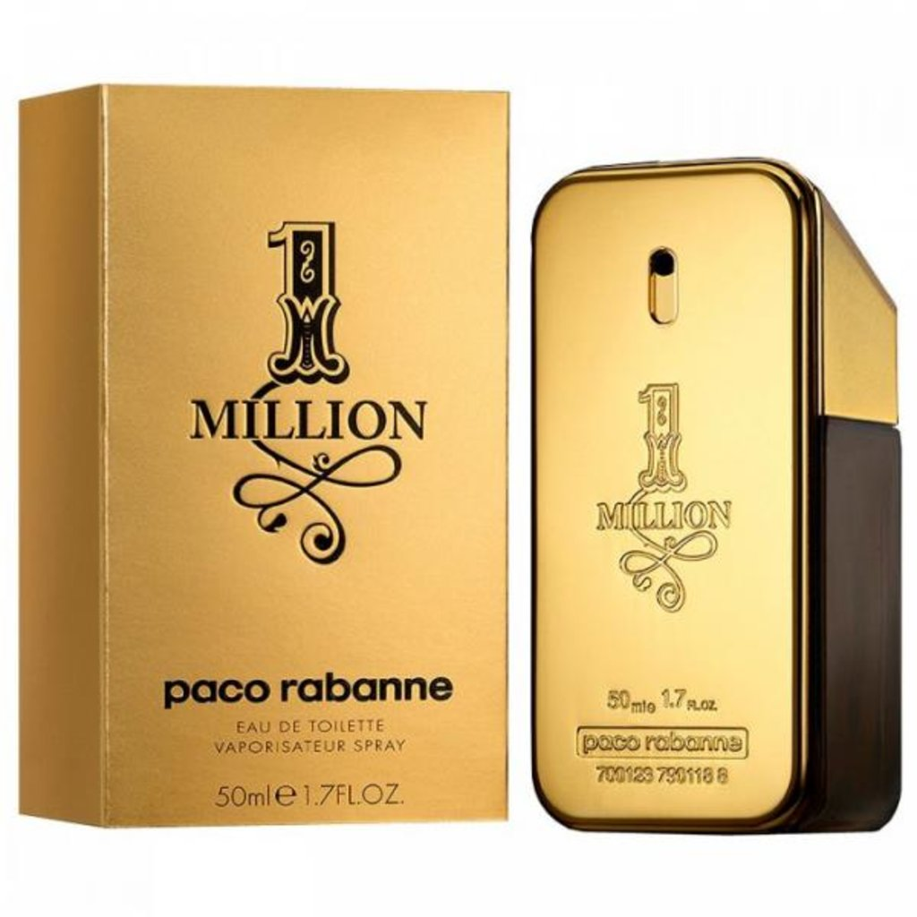Paco Rabanne: PR 1 Million Туалетная вода edt муж 100ml в Элит-парфюм