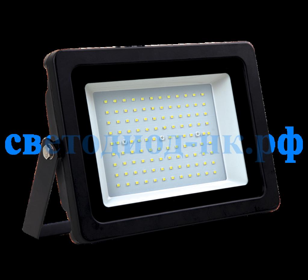 Светодиодные прожекторы: Прожектор светодиодный СДО-5-100 серии PRO 100Вт 230В 6500К 8000Лм IP65 LLT в СВЕТОВОД