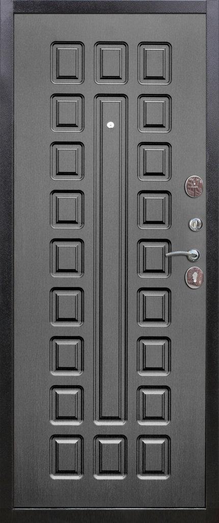 Двери завода Феррони: 10 см Троя Чёрный Шелк Венге в Модуль Плюс