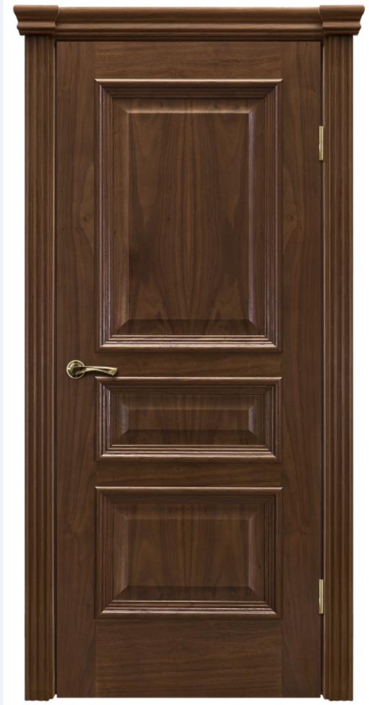 """Двери шпонированые """"Твой Дом"""": Неаполь-3 ДГ в Двери в Тюмени, межкомнатные двери, входные двери"""