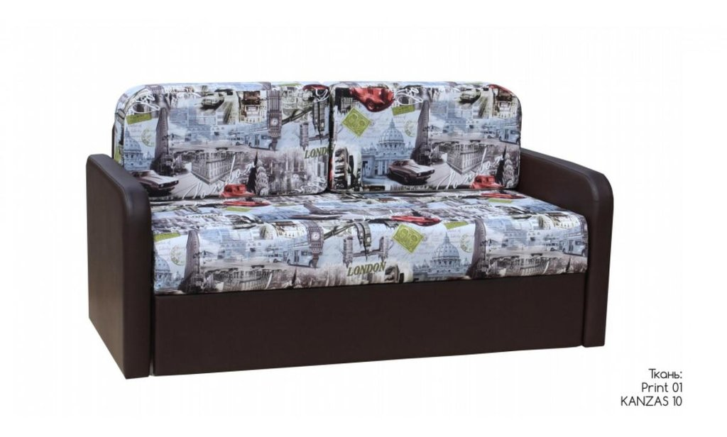 Диваны: Диван-кровать Каспер малогабаритный в Уютный дом