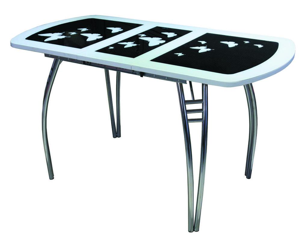 Столы обеденные: Стол обеденный Бабочки-2 в Уютный дом