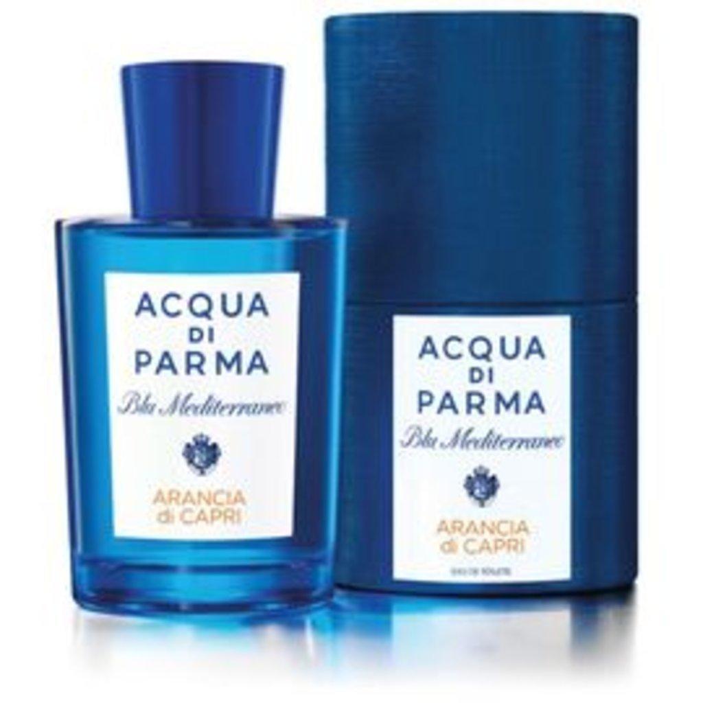 Новинки: Acqua Di Parma Blu Mediterraneo - Arancia Di Capri (Аква Ди Парма Блю Медитерранео - Аранчиа Ди Капри) edt 75 ml в Мой флакон