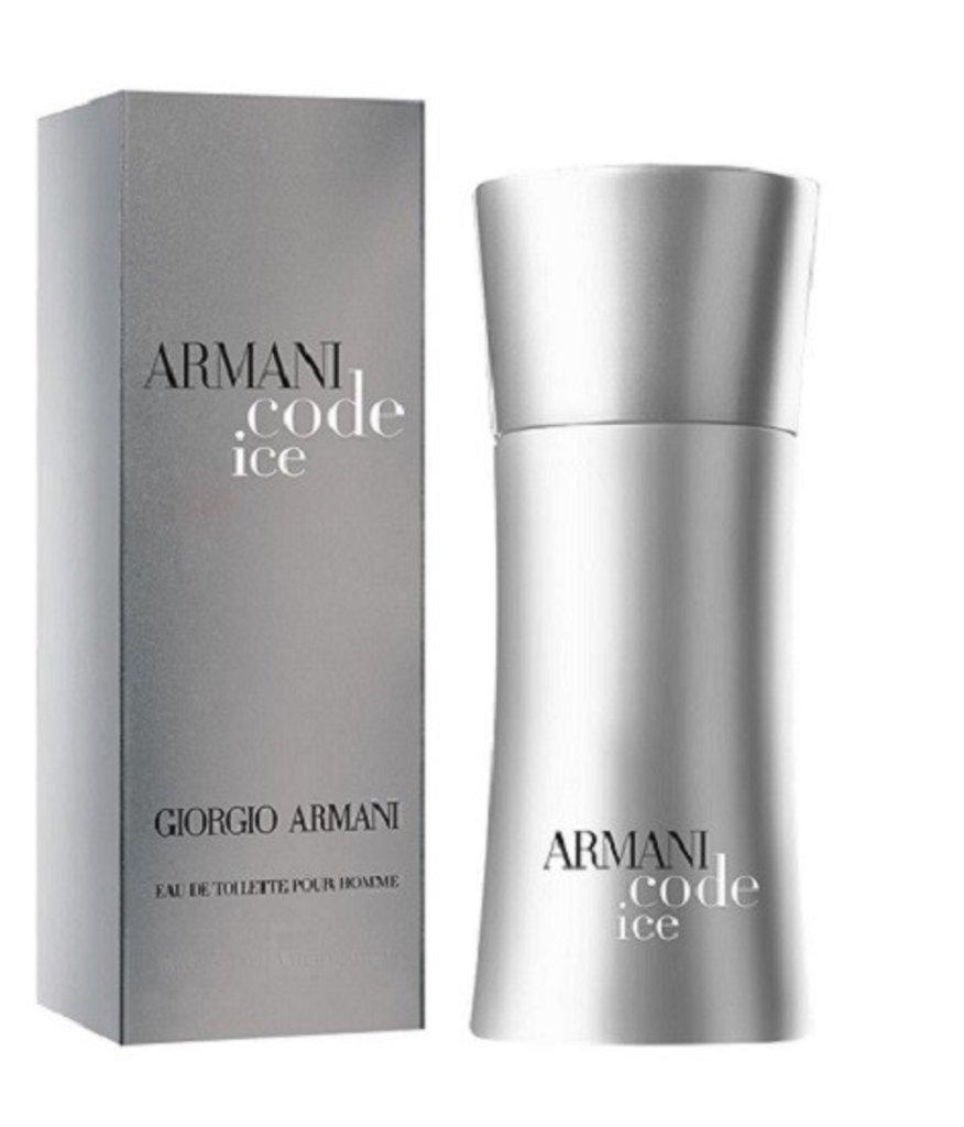 Armani: Armani Code ICE Туалетная вода edt м 50 ml в Элит-парфюм