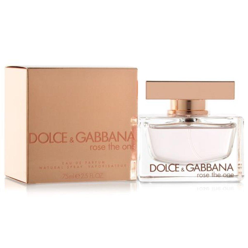 Dolce&Gabbana: D&G Rose The One Парфюмерная вода edp ж 75 ml в Элит-парфюм