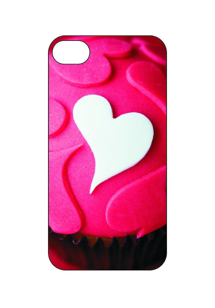 Выбери готовый дизайн для своей модели телефона: Сердца3 в NeoPlastic