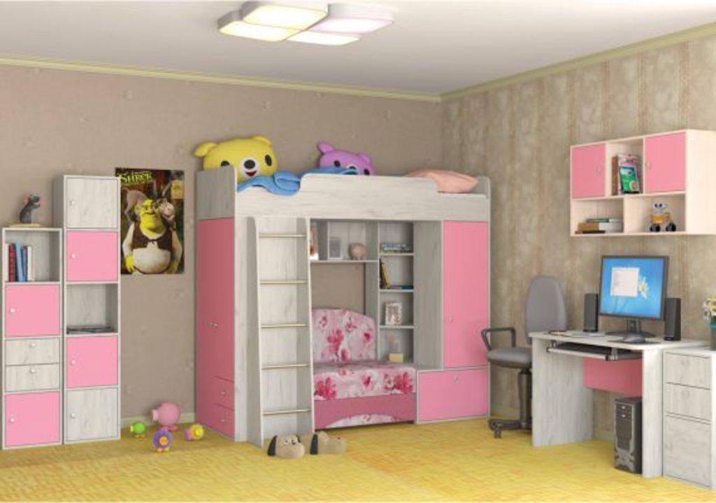 """Детская мебель, общее: Детская """"ТЕТРИС"""" в Мебель ХИТ"""