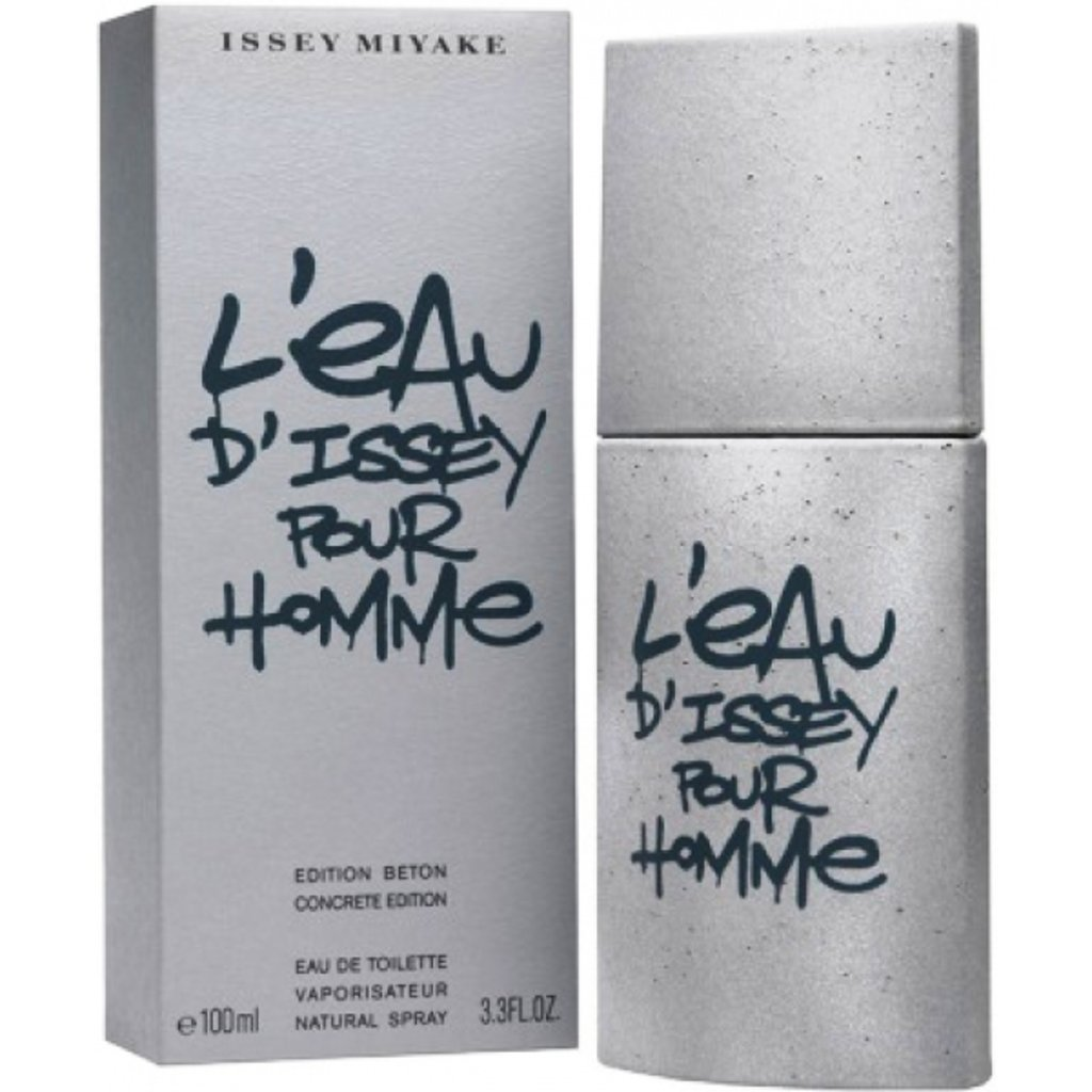 Issey Miyake: Issey Miyake L`Eau D`Issey Pour Homme Edition Beton edt м 100 ml в Элит-парфюм