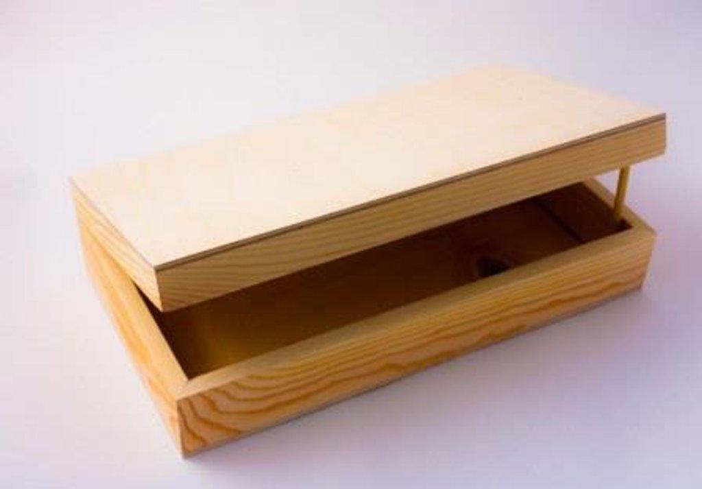 Шкатулки: Шкатулка деревянная 30*16*7см в Шедевр, художественный салон