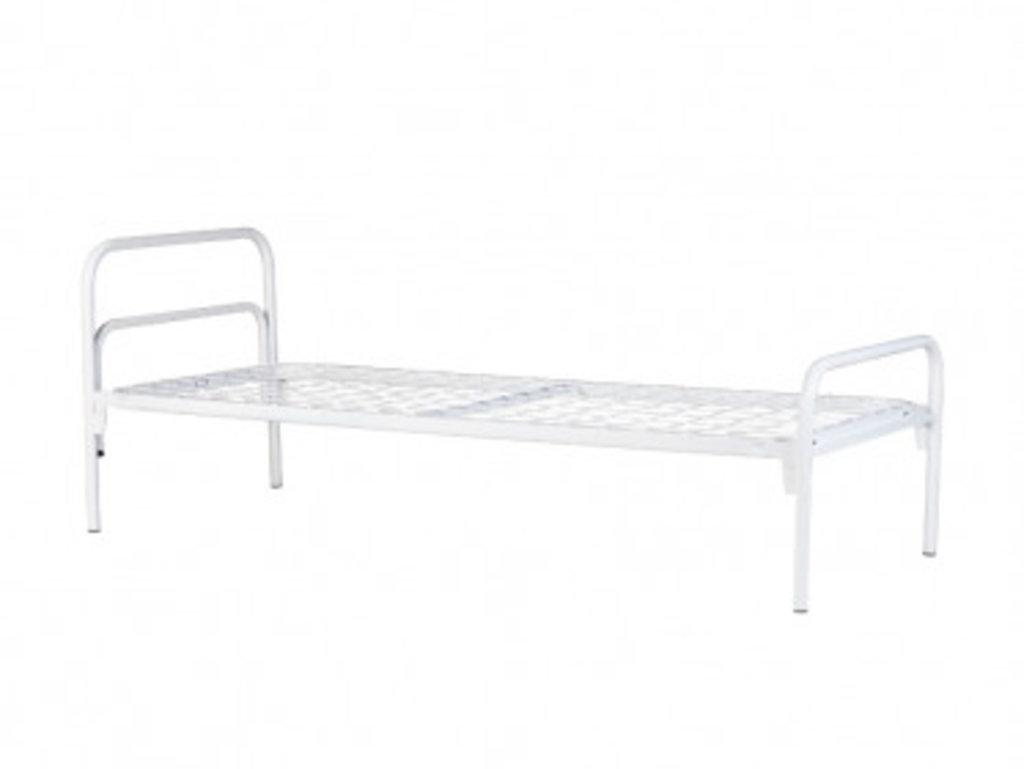 Кровати металлические: Кровать металлическая К.191.03Э в Техномед, ООО