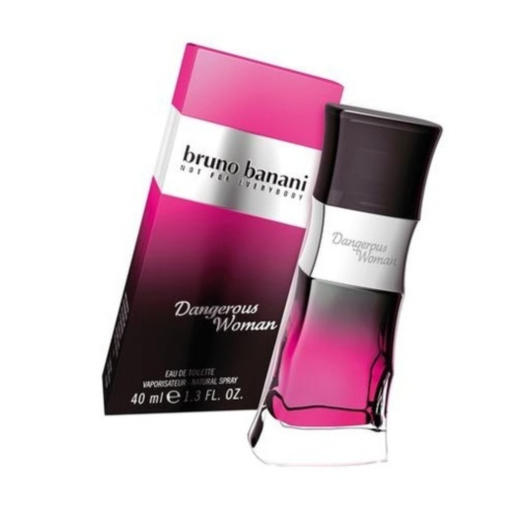 Bruno Banani: Туалетная вода Bruno Banani Dangerous edt ж 40 | 60ml в Элит-парфюм