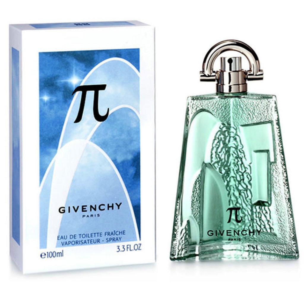 Мужская туалетная вода: Givenchy Pi Fraiche edt м 30 ml в Элит-парфюм