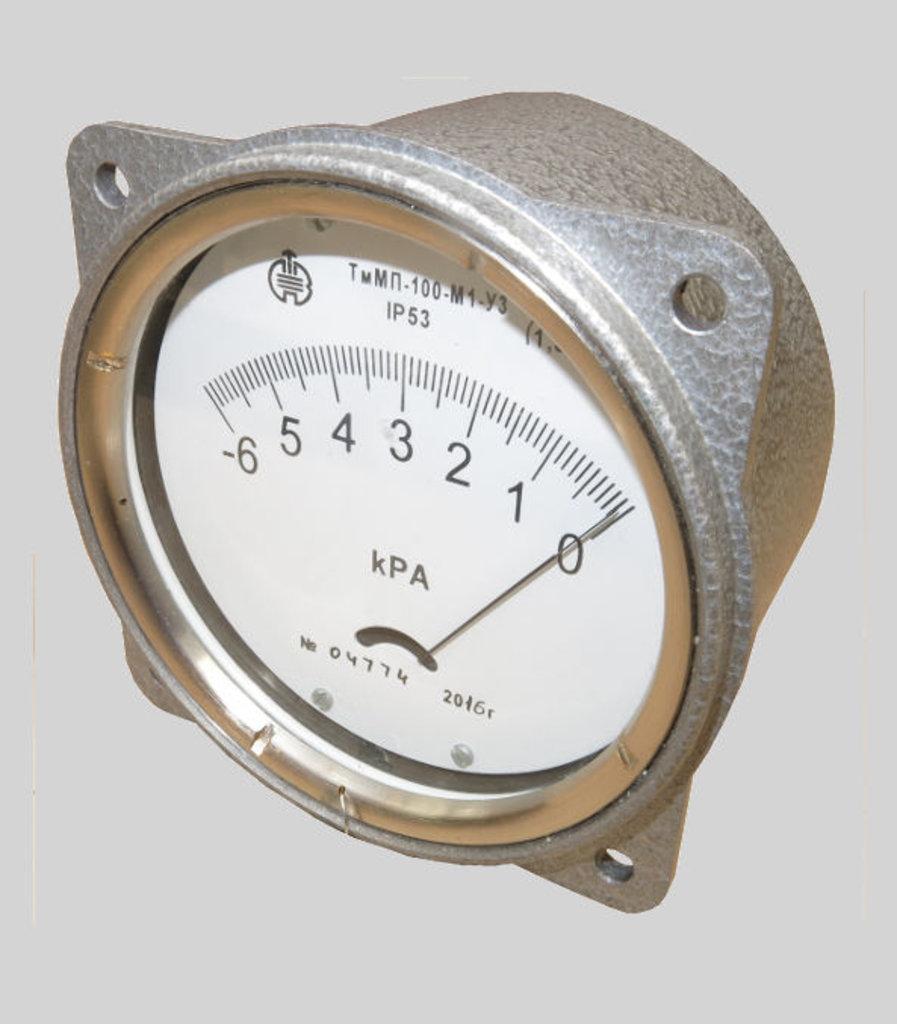 Контрольно-измерительные приборы (КИПиА): Тягонапоромер в Техносервис, ООО