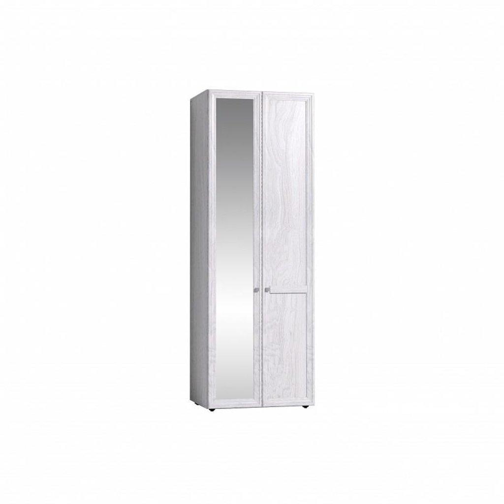 Шкафы для одежды и белья: Шкаф для одежды PAOLA 54 (Зеркало лев.+Стандарт) в Стильная мебель