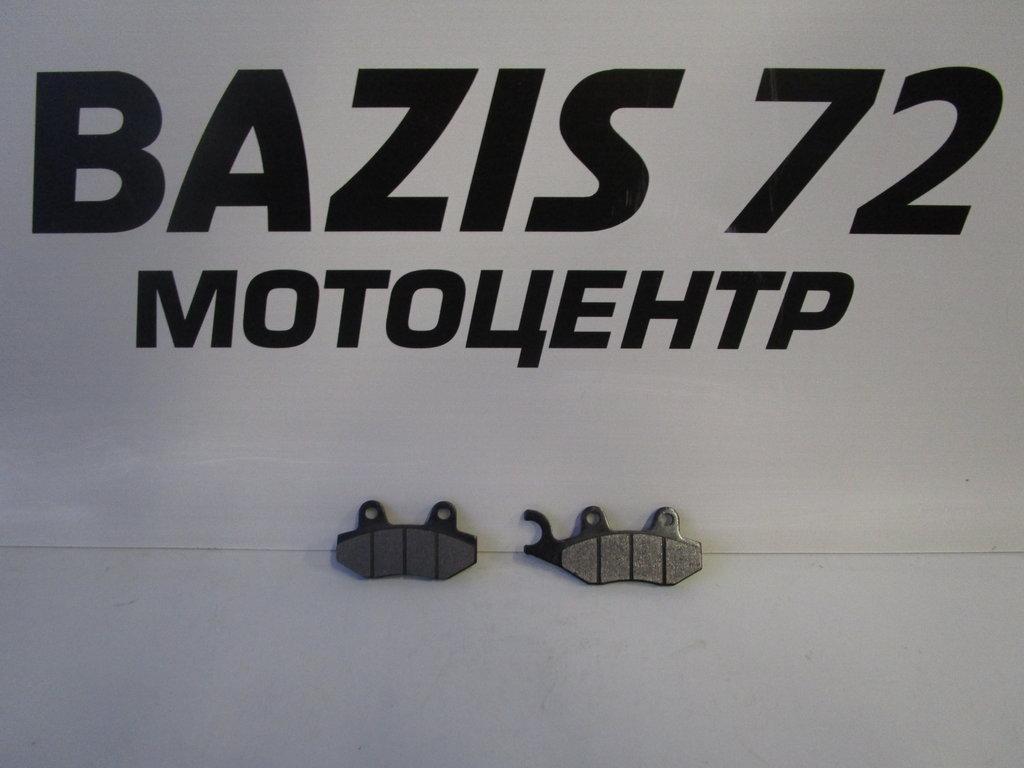 Запчасти для техники CF: Тормозные колодки UTV левый комплект CF 9030-0808B0 в Базис72