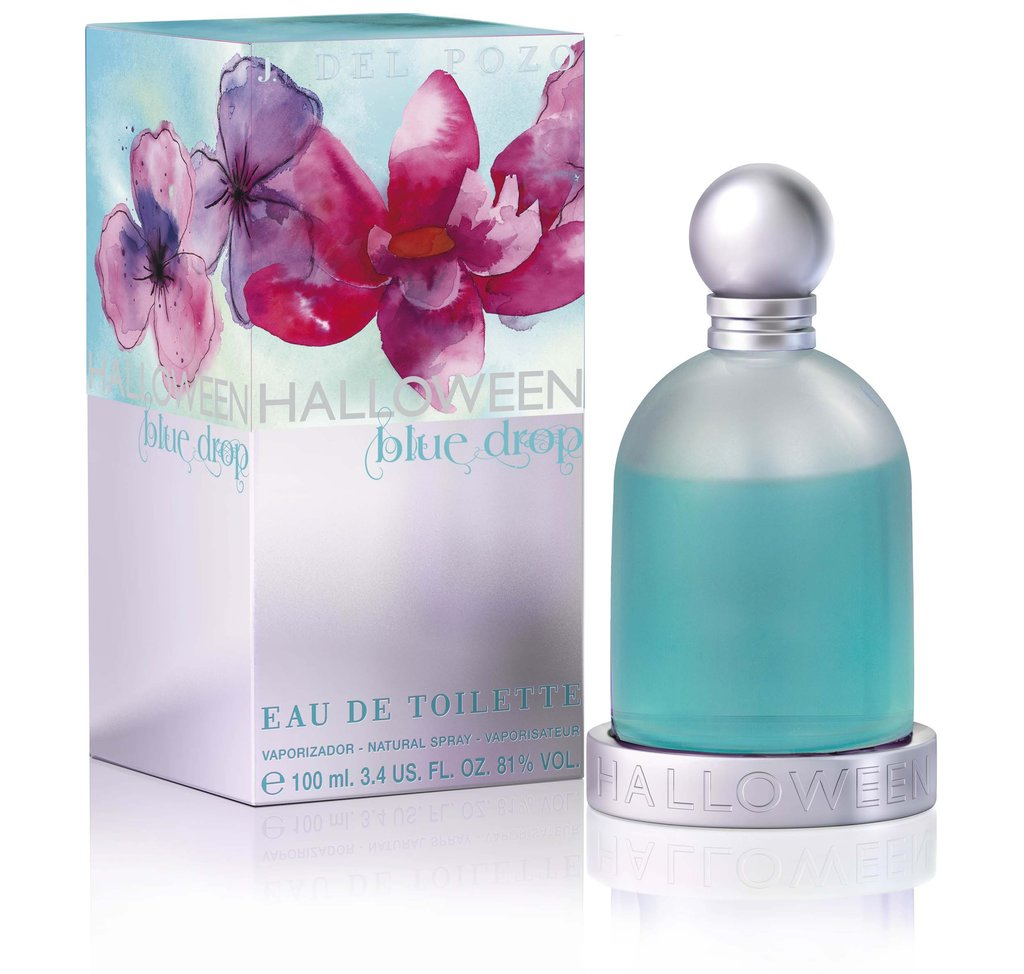 Женская парфюмерная вода Jesus Del Pozo: Jesus Del Pozo Halloween Blue Drop edt ж 30 | 50 | 100ml в Элит-парфюм