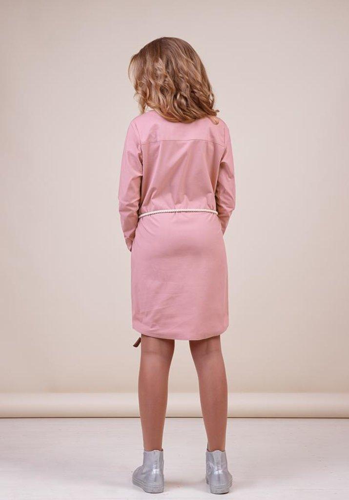 Одежда для девочек: Платье для девочки 38-8023-1 в Детский универмаг