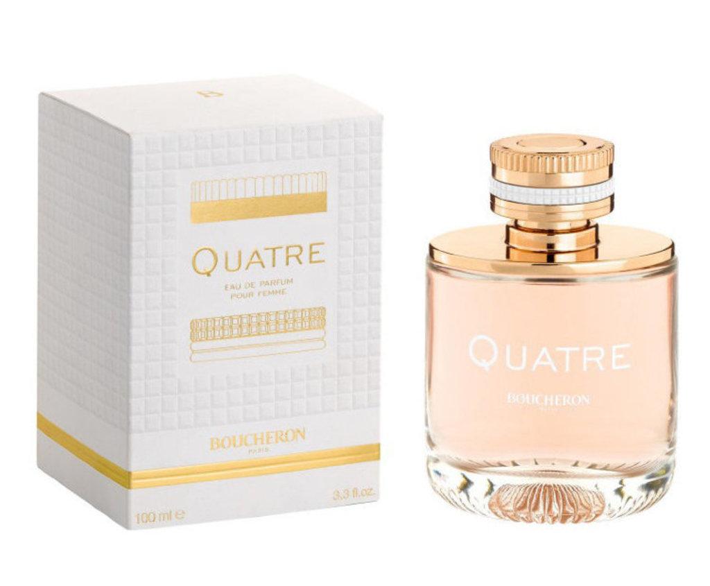Для женщин: Boucheron Quatre Pour Femme Парфюмерная вода ж  50мл в Элит-парфюм