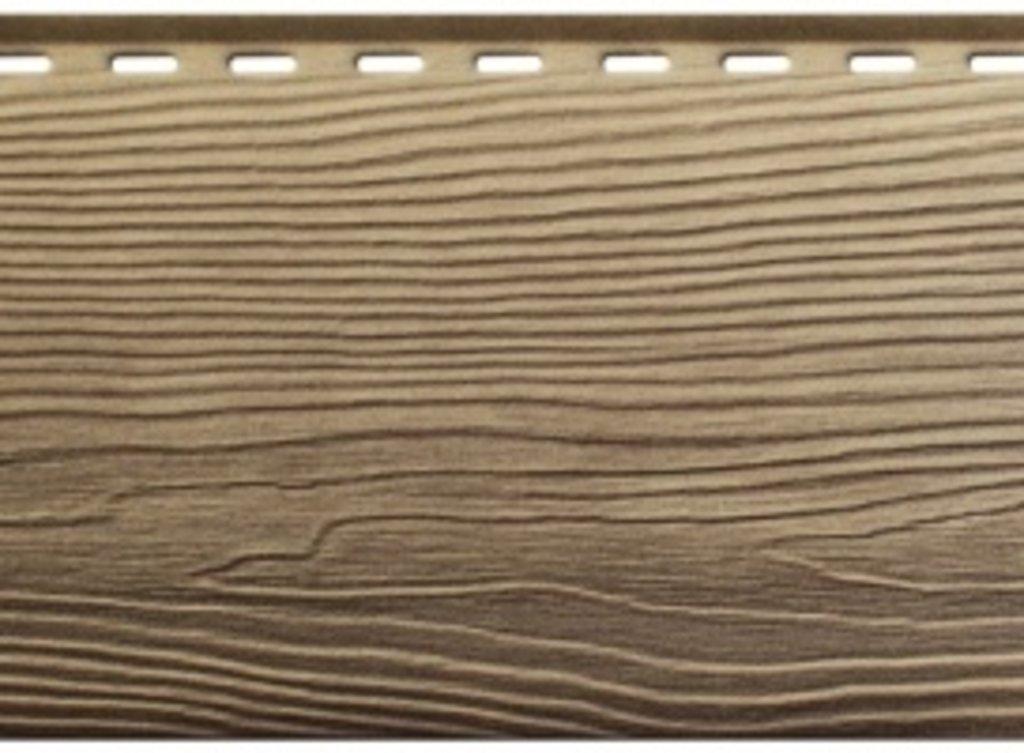 Вспененный сайдинг: Альта-Борд, Тимбер, панель, ВС-01 Дуб - 3,00х0,18м. в АНЧАР,  строительные материалы
