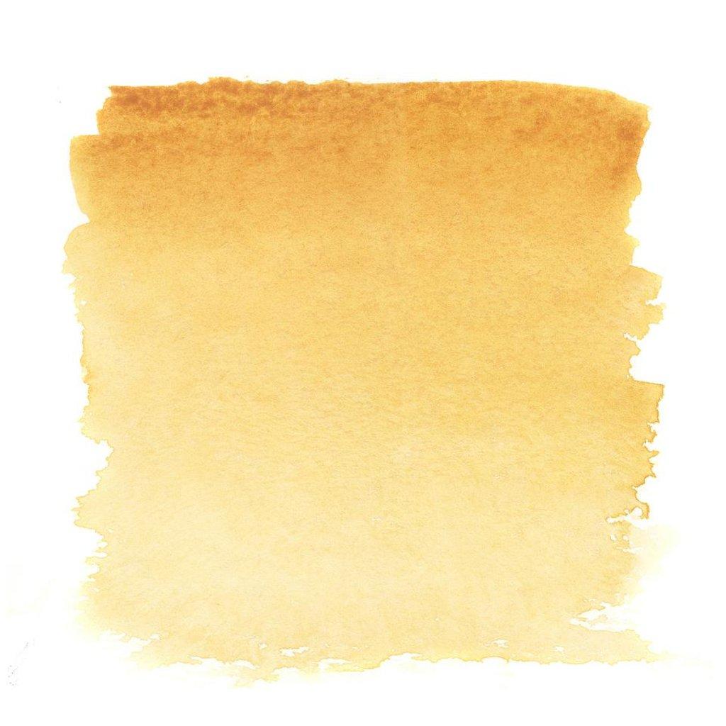 """Акварельные краски: Акварель """"Белые ночи"""" кювета неополитанская желтая 2,5мл в Шедевр, художественный салон"""