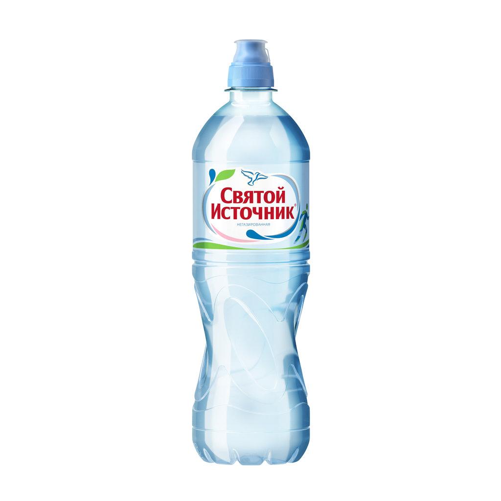 Напитки: Святой источник б/г 0.5л в Смак-нк.рф