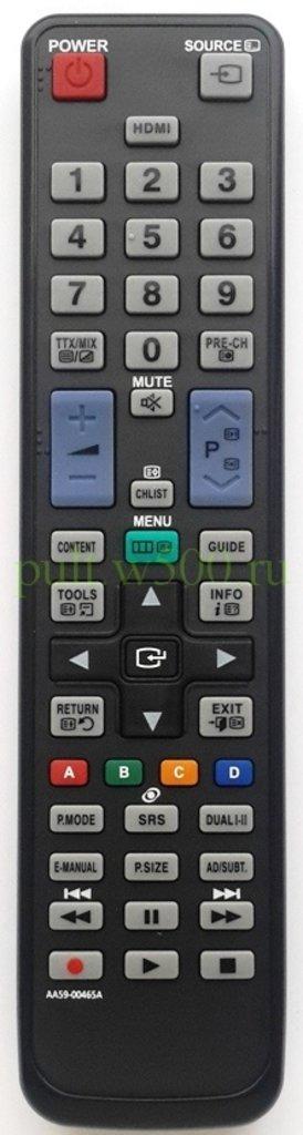 SAMSUNG: Пульт SAMSUNG AA59-00465A (LCD) HUAYU в A-Центр Пульты ДУ