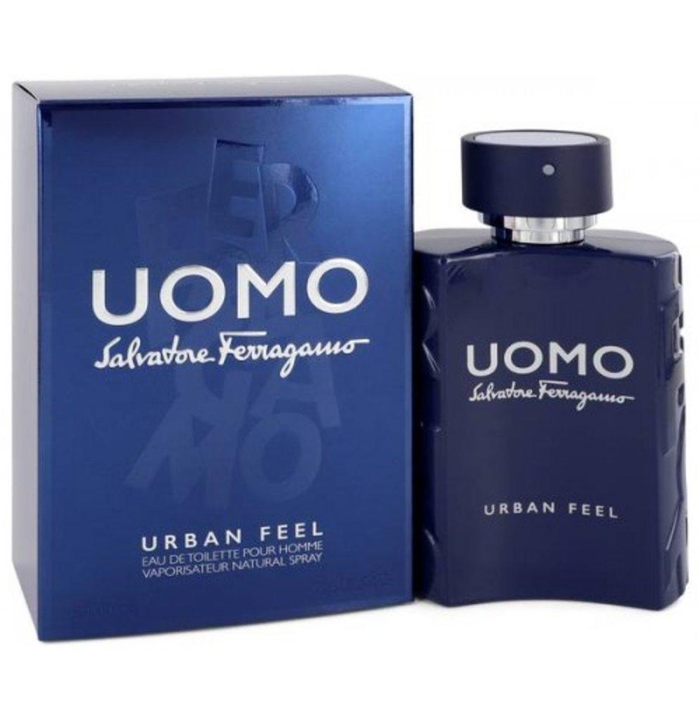 Для мужчин: Salvatore Ferragamo Uomo Urban Feel edt м 50 ml в Элит-парфюм