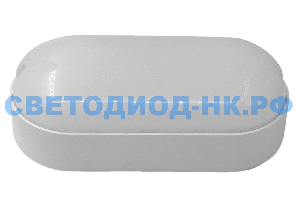 Светильники ЖКХ: Светодиодный светильник General ЖКХ СПБ-2 17W 176-264V 6K овал пластик белый IP65 GCF-17BT-IP65-O-6 в СВЕТОВОД