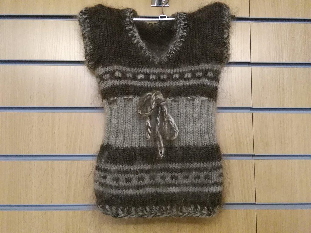 Детская одежда: Жилетка детская (3-5лет) из 100% пуха козы в Сельский магазин