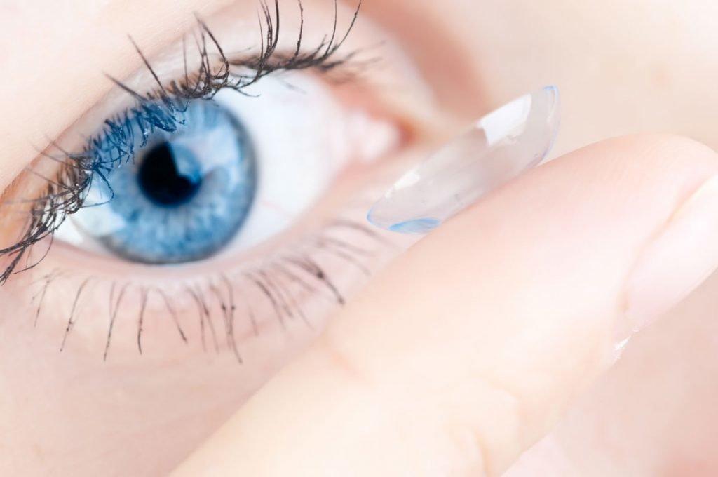 Оптика: Контактные линзы в Сияние, сеть салонов оптики, ООО