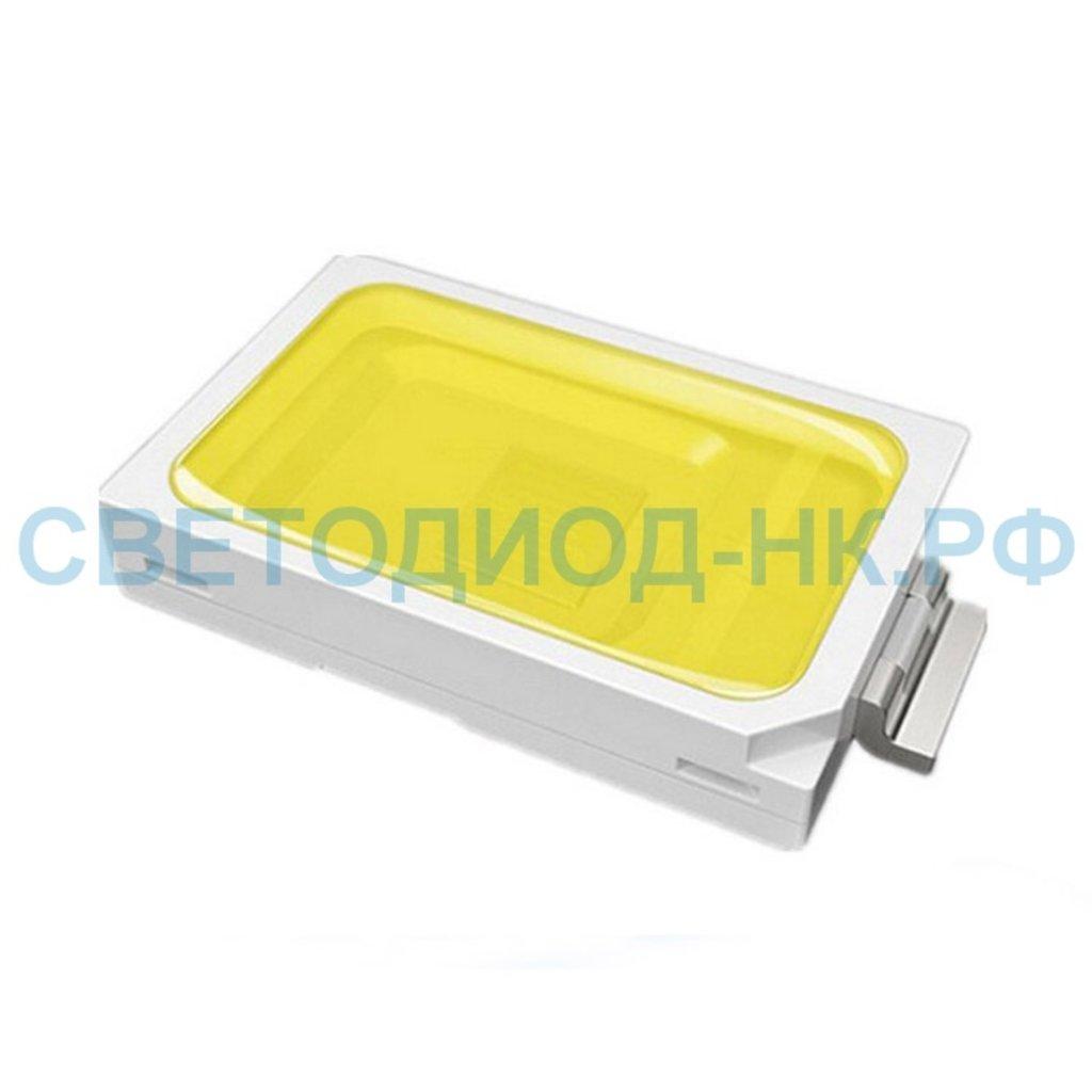 Светодиоды, светодиодные матрицы, термопаста: Светодиод 5730 0,5Вт  6000-6500К 3-3,2В 150мА 50-55Лм в СВЕТОВОД
