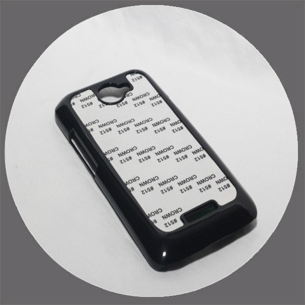 HTC: Чехол НТС One X Черный пластиковый в NeoPlastic
