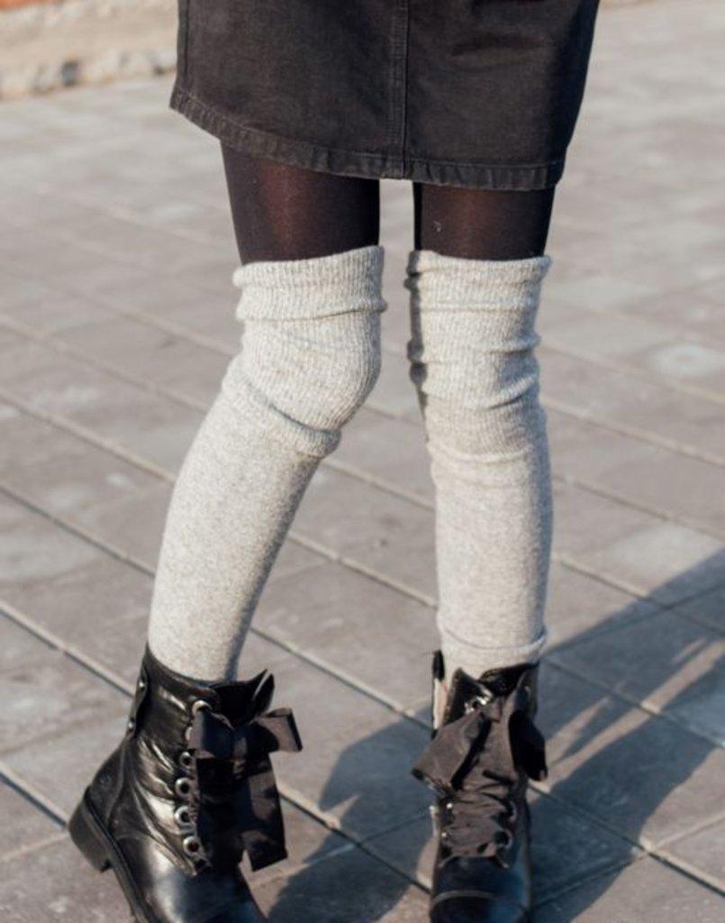 Чулочно-носочные изделия: Чулки из шерсти яка в Сельский магазин