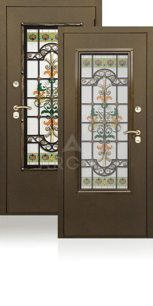 Двери Аргус: ВХОДНАЯ УЛИЧНАЯ ДВЕРЬ «КОМПЛИМЕНТ» АРГУС в Двери в Тюмени, межкомнатные двери, входные двери