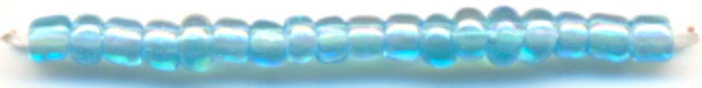 Бисер(стекло)11/0упак.500гр.Астра: Бисер(стекло)11/0,500гр.,цвет 163(св.голубой/прозр.радужный) в Редиант-НК