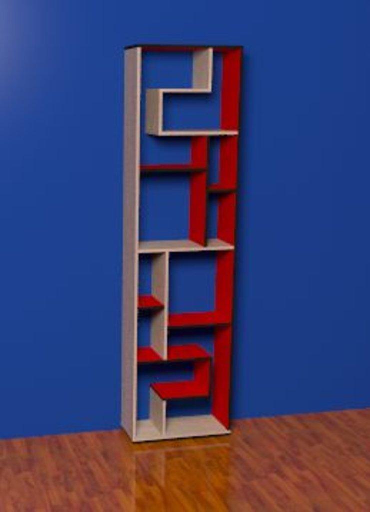 Детские шкафы и стеллажи: Стеллаж Румба в Стильная мебель