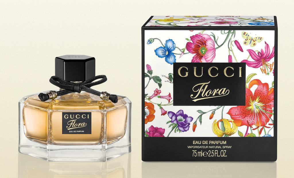 Женская парфюмерная вода Gucci: Gucci Flora edp ж 75 ml в Элит-парфюм