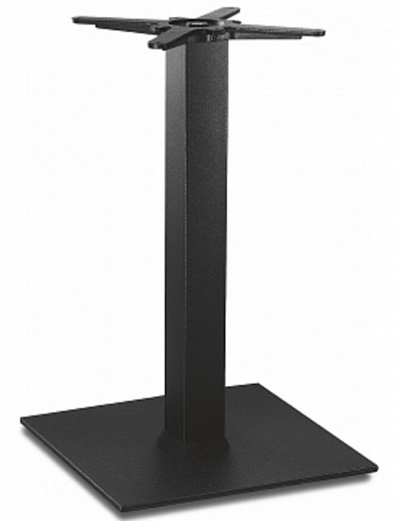 Подстолье, опоры: Подстолье 1233ЕМ (чёрный) в АРТ-МЕБЕЛЬ НН
