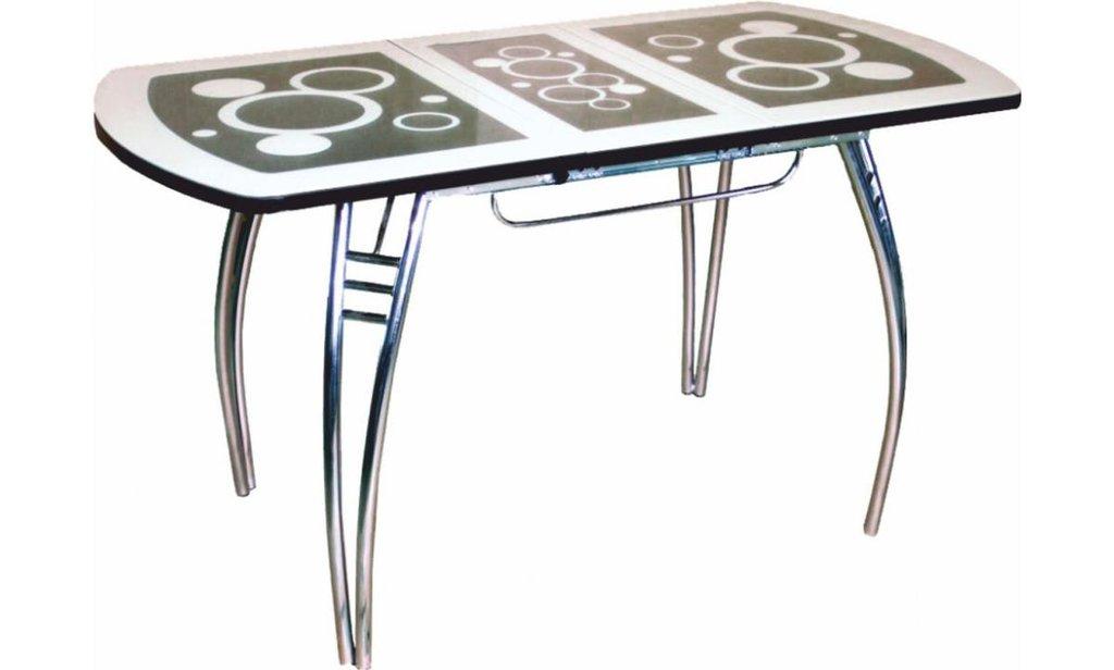 Столы обеденные: Стол обеденный Шары-2 в Уютный дом