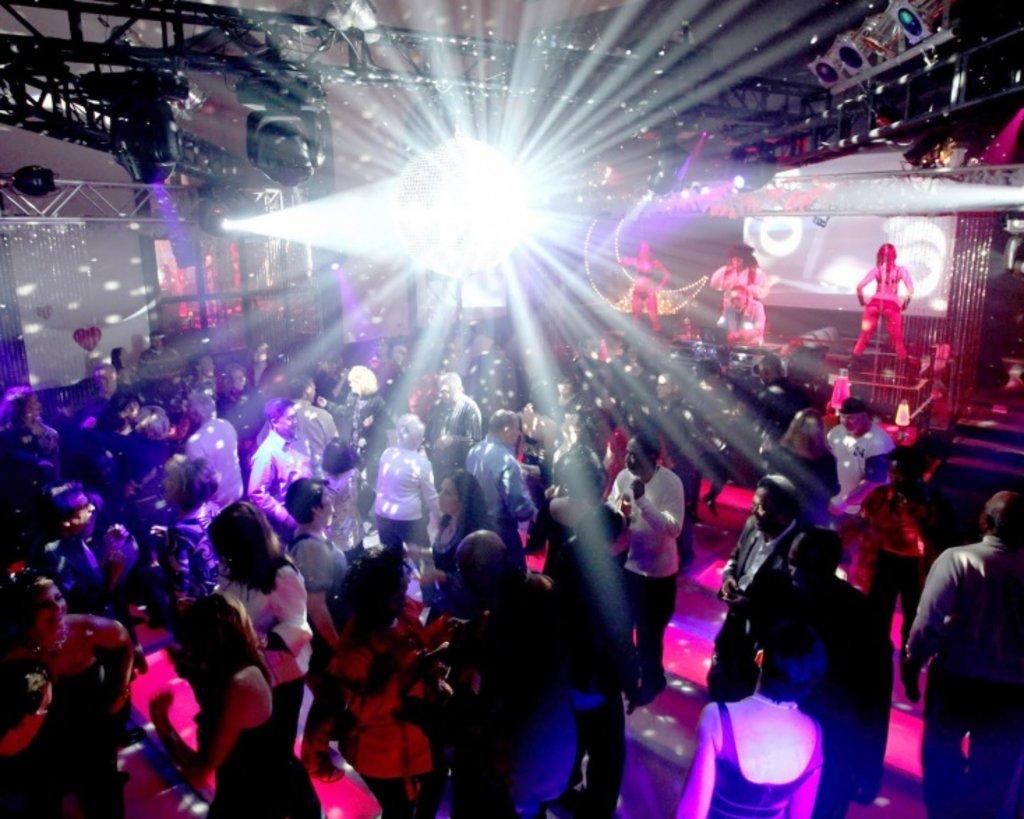 Ночной клуб: Ночной клуб в СССР, клуб-ресторан