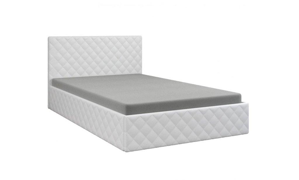 Кровати: Кровать двойная из экокожи Рондо в Уютный дом