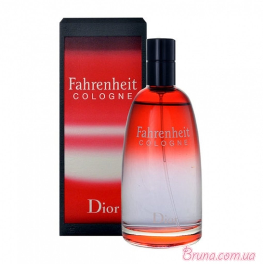 Christian Dior  (Кристиан Диор): Christian Dior Fahrenheit Cologne в Мой флакон