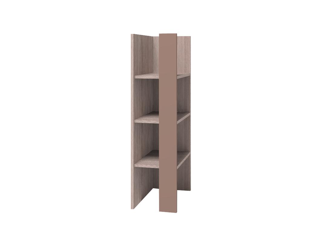 Стеллажи, общее: Стеллаж малый BERLIN 12 в Стильная мебель