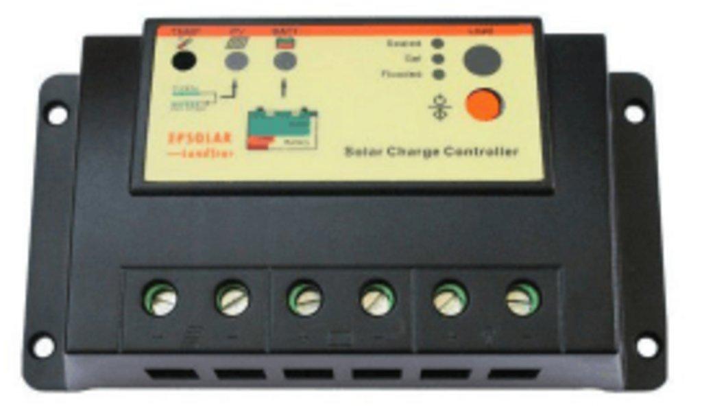 ШИМ контроллеры: Контроллер заряда EPSolar LS1024 в Горизонт