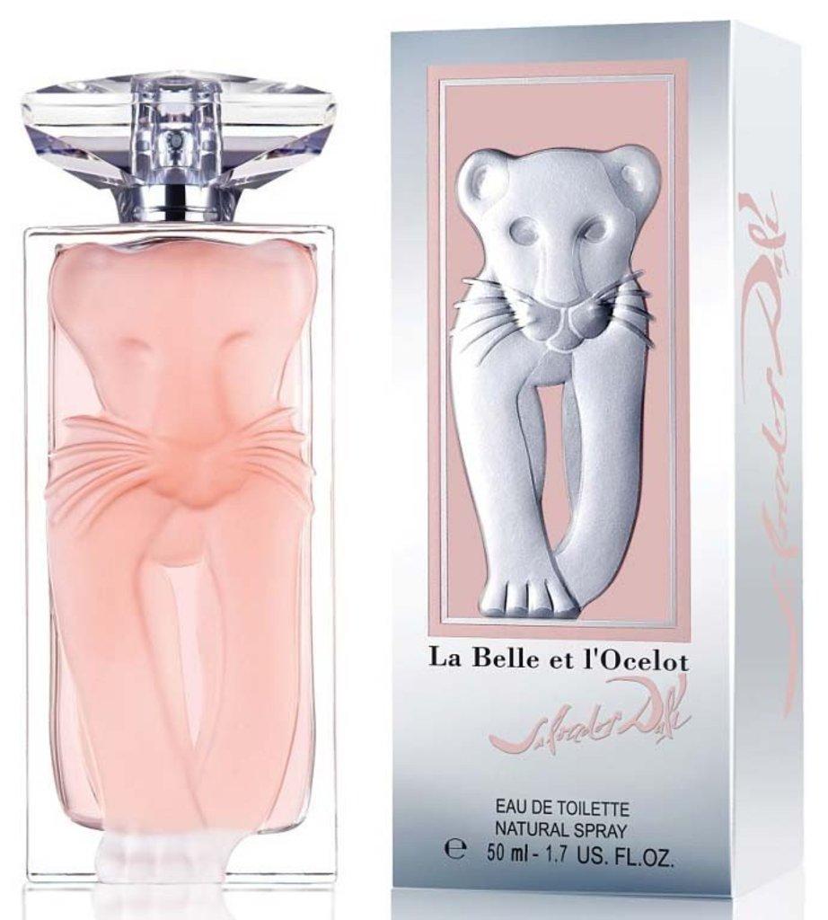 Для женщин: Salvador Dali La Belle Et l'Ocelot Туалетная вода edp ж 30 | 50 | 100ml в Элит-парфюм
